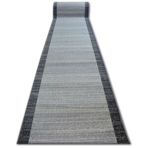 Behúň BCF BASE 3945 PASKI sivý STRIPES - 60 cm