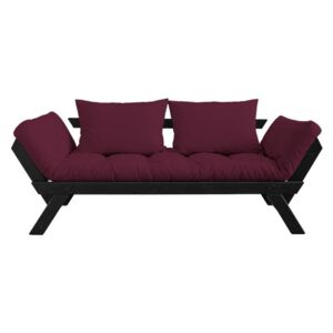 Pohovka Karup Design Bebop Black/Bordeaux