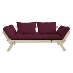 Pohovka Karup Design Bebop Natural/Bordeaux