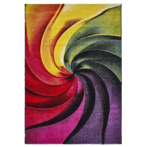 Koberec Think Rugs Sunrise Twirl, 120 × 170 cm