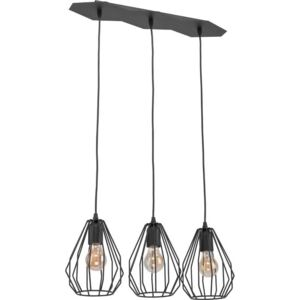 TK Lighting BRYLANT BLACK 2259