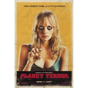 Plagát, Obraz - PLANET TERROR - one sheet, (68 x 98 cm)