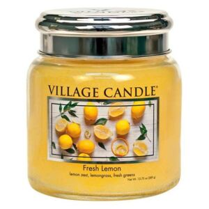 Sviečka Village Candle - Fresh Lemon 389g