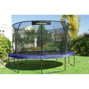 JUMPKING Trampolína JumpKing 14ft JumpPOD DeLUXE 4,2 m, model 2016