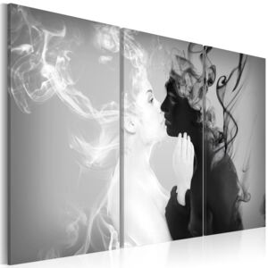 Obraz - Smoky kiss 60x40