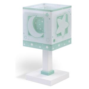 Stolná lampa DALBER MOONLIGHT GREEN 63231H
