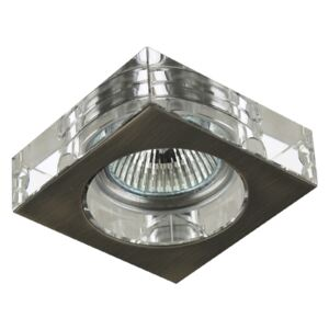 Emithor DOWNLIGHT 1xGU10/50W, NS/CRYSTAL 71009-V