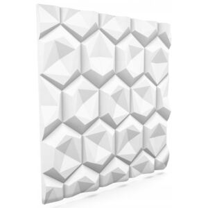 MyWall 3D EPS obklad Hex - biely