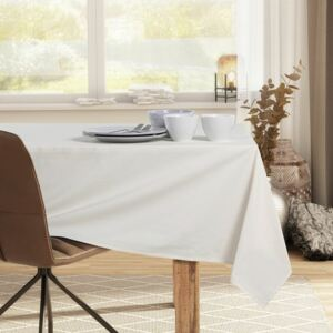 DecoKing Obrus Pure cream, 110 x 110 cm
