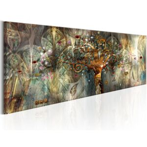 Obraz - Land of Happiness 135x45
