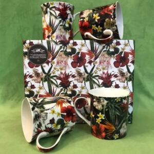 Porcelánová sada hrnčekov 4 ks The Leonardo Collection