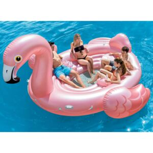 Intex Nafukovačka do bazéna Flamingo Party Island 57267EU
