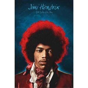 Plagát - Jimi Hendrix (Both Sides of the Sky)