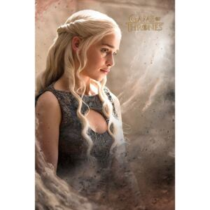 Plagát - Game of Thrones (Daenerys Targaryen)