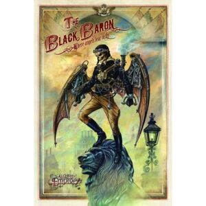 Plagát - Alchemy The Black Baron