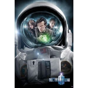 Plagát - Doctor Who (The Impossible Astronaut)