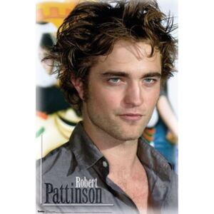 Plagát - Robert Pattinson