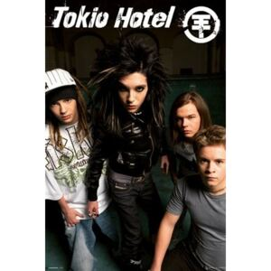Plagát - Tokio Hotel close up