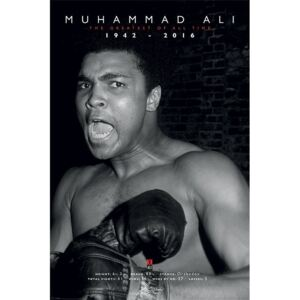 Plagát - Muhammad Ali (The Greatest of all Time)