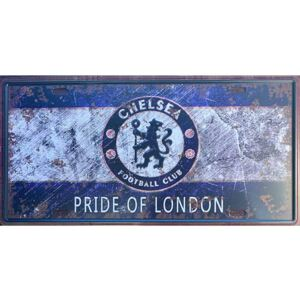 Ceduľa Chelsea Football Club
