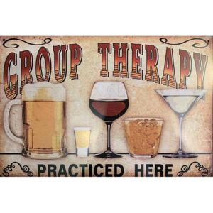 Ceduľa Group Therapy