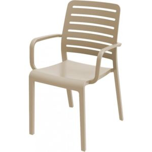 Charlote Armchair kreslo - cappuccino