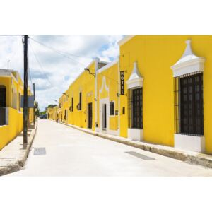 Umelecká fotografia The Yellow City - Izamal, Philippe Hugonnard