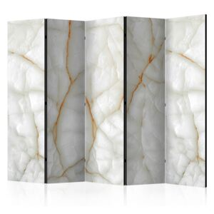 Paraván - White Marble [Room Dividers] 225x172
