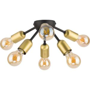 TK Lighting ESTRELLA BLACK 1467