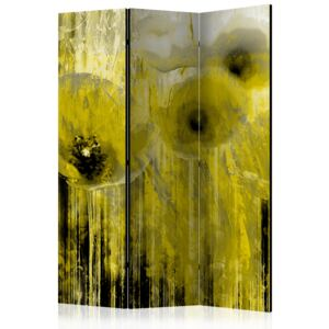Paraván - Yellow madness [Room Dividers] 135x172