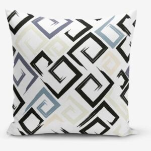 Obliečka na vankúš Minimalist Cushion Covers Geometric Model, 45 × 45 cm
