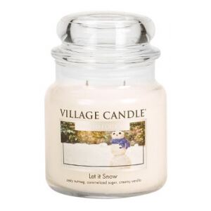 VILLAGE CANDLE - Snehová nádielka - Let It Snow 85-105