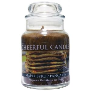 CHEERFUL CANDLE - Palacinky - MAPLE SYRUP PANCAKES 170g