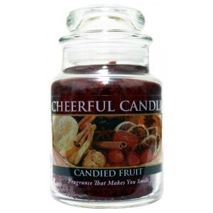 CHEERFUL CANDLE - Kandizované ovocie - CANDIED FRUIT 170g