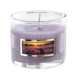 VILLAGE CANDLE - Levanduľa - Lavender mini