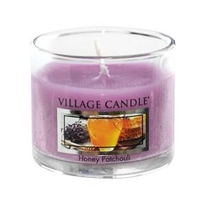 VILLAGE CANDLE - Med a pačuli - Honey Patchouli mini