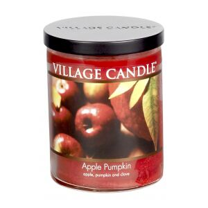 VILLAGE CANDLE DEKOR - Jablko a tekvica - Apple Pumpkin 83