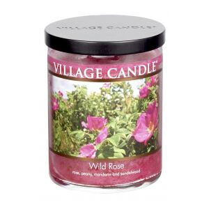 VILLAGE CANDLE - Divoká ruža - Wild Rose 83