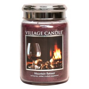 VILLAGE CANDLE - Víkend na horách - Mountain Retreat - 145-170 METAL