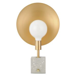 ACA DECOR Stolná lampa AVANTGARDE GOLD
