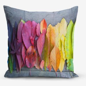 Obliečky na vaknúš s prímesou bavlny Minimalist Cushion Covers Abstract, 45 × 45 cm