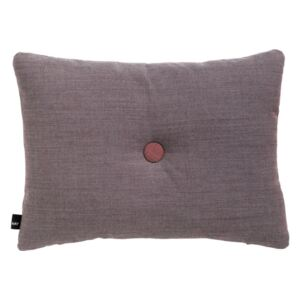 HAY Vankúš Dot Cushion Surface Greyish Burgundy