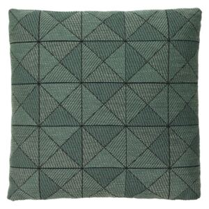 Muuto Vankúš Tile Cushion, Green 50x50