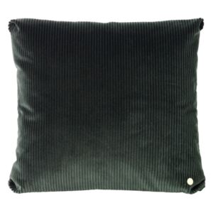 Ferm Living Vankúš Corduroy Cushion, green