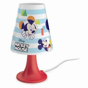 Philips 71795/30/16 Disney Mickey Mouse, stolná LED lampa, 2,3W,220lm,2700K