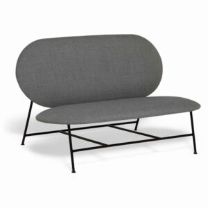Northern Pohovka Oblong sofa, grey
