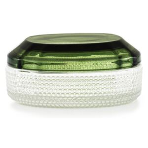 Normann Copenhagen Dóza Brilliant Box Large, dark green