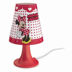 Philips 71795/31/16 Disney Minnie Mouse LAMPA STOLNÉ 1x23W SEL