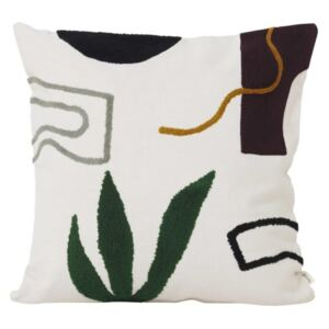 Ferm Living Vankúš Mirage Cushion, cacti