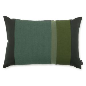 Normann Copenhagen Vankúš Line Cushion, green 60x40